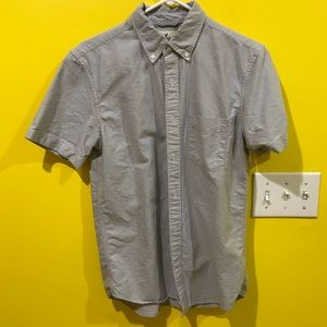 American eagle button up shirt